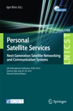 Personal Satellite Services. Next-Generation Satellite Networking and Communication Systems