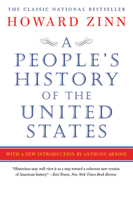 A People's History of the United States - Howard Zinn book