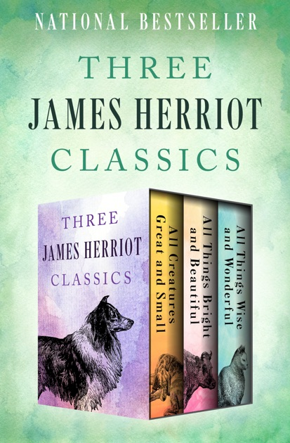james herriot every living thing