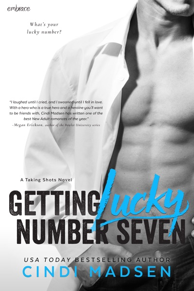 Getting Lucky Number Seven - Cindi Madsen book cover
