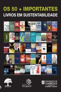 Os 50 mais importantes livros em sustentabilidade Book Cover