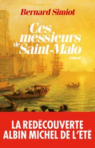 Ces messieurs de Saint-Malo La couverture du livre martien