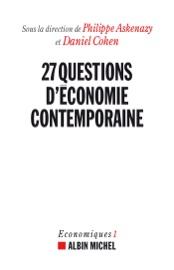 27 Questions d'économie contemporaine