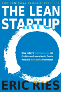 The Lean Startup La couverture du livre martien