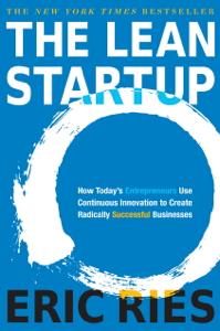 The Lean Startup La couverture du livre martien