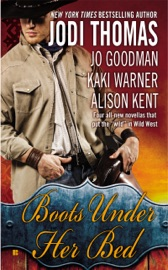 Boots Under Her Bed PDF Download