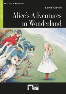 Alice's Adventures in Wonderland Copertina del libro