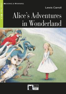 Alice's Adventures in Wonderland Copertina del libro