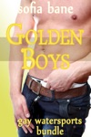 Golden Boys Gay Watersports Bundle