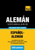 Vocabulario español-alemán - 3000 palabras más usadas