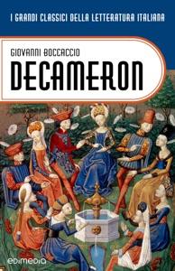 Decameron Book Cover