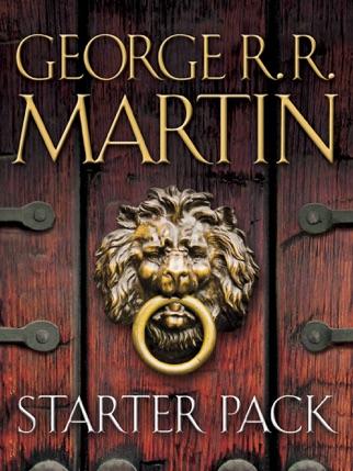 George R. R. Martin Starter Pack 4-Book Bundle PDF Download