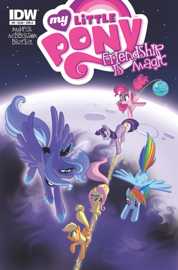 My Little Pony: Friendship is Magic #6 book