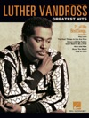 Luther Vandross - Greatest Hits Songbook