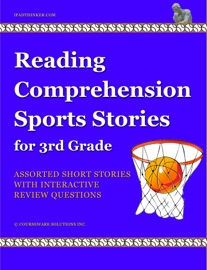 Reading Comprehension Sports Stories For 3rd Grade