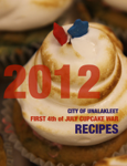 2012 City of Unalakleet Cupcake War Recipes