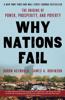 Daron Acemoglu & James A. Robinson - Why Nations Fail artwork