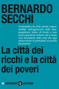 La città dei ricchi e la città dei poveri Libro Cover