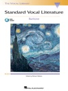 Standard Vocal Literature - An Introduction To Repertoire Songbook