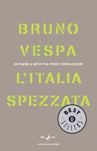 L'Italia spezzata Libro Cover