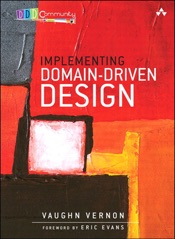 Implementing Domain-Driven Design