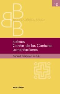 Salmos, Cantar de los Cantares, Lamentaciones: Biblioteca Bíblica Básica: 10 Book Cover