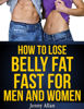 Jenny Allan - How To Lose Belly Fat Fast For Men and Women artwork