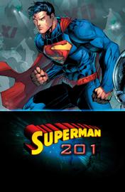 Superman 201 Booklet book