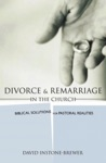 Divorce  Remarriage In The Church