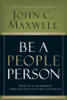 John C. Maxwell - Be a People Person artwork