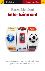 Entertainment Libro Cover