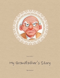 My Grandfather's Story (English+Korean) book
