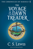The Voyage of the Dawn Treader Book Cover