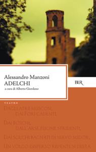 Adelchi Copertina del libro