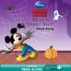 Mickeys Spooky Night Read-Along Storybook