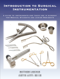 Introduction to Surgical Instrumentation book