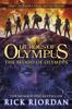 Rick Riordan - The Blood of Olympus (Heroes of Olympus Book 5) kunstwerk