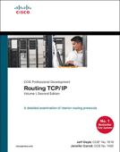 Routing TCP/IP, Volume 1, 2/e Book Cover
