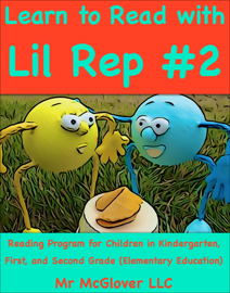 Learn to Read With Lil Rep #2 book