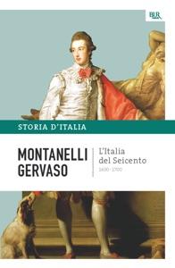 L'Italia del Seicento - 1600-1700 Book Cover