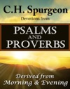CH Spurgeon On Psalms And Proverbs