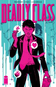 Deadly Class #2 Capa de livro