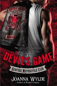 Devil's Game Copertina del libro