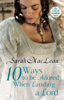 Sarah MacLean - Ten Ways to be Adored When Landing a Lord artwork