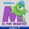Monsters Inc  M Is For Monster