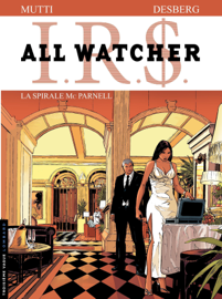 All Watcher - tome 4 – La spirale Mc Parnell
