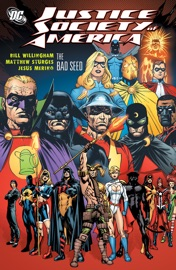 Justice Society Of America The Bad Seed
