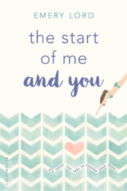 The Start of Me and You book