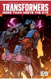TRANSFORMERS: MORE THAN MEETS THE EYE #48
