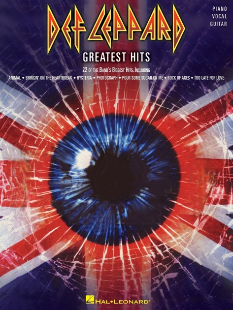 Def Leppard Greatest Hits Songbook By Def Leppard On Apple Books